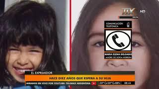 Maria Elena Delgado, Madre De Sofia Herrera