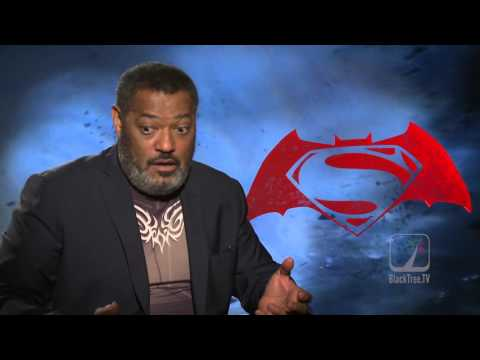 Laurence Fishburne on his love for comics