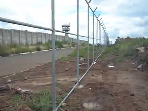 Malla ciclonica instalacion cerca y malla cuautitlan for Malla de construccion