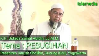 Download Video Tabligh Akbar: Pesugihan oleh Ustadz Zainal Abidin, Lc.M.M di ponpes Darush Sholihin Yogyakarta MP3 3GP MP4