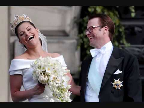 Wedding Crown Princess Victoria And Prince Daniel Marriage To Start A New Life