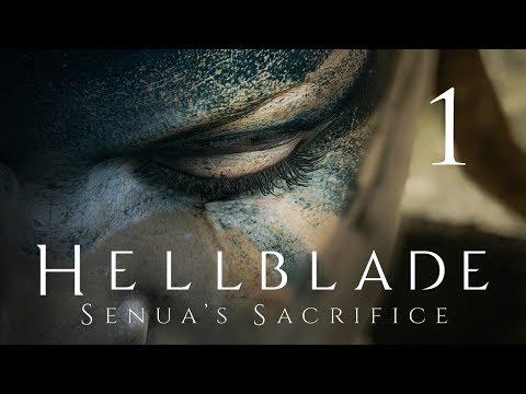 Hellblade: Senuas Sacrifice - Прохождение игры на русском [#1]
