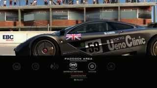 McLaren F1 GTR @ Jarama (TIME TRIAL) Grid Autosport