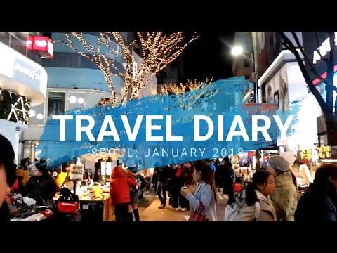 Travel Diary 1: Seoul 2018❄️