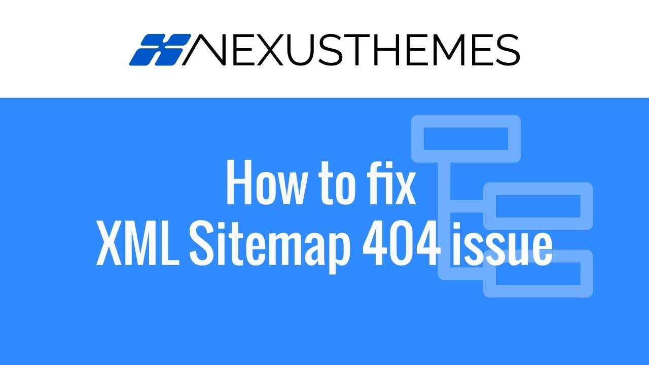 how to fix the xml sitemap 404 issue in 3 minutes wordpress seo