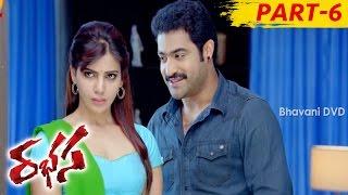 Rabhasa Full Movie Part 6 || Jr. NTR, Samantha, Pranitha Subhash