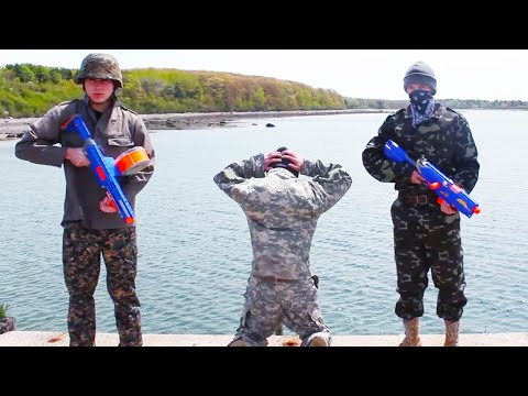 Nerf Squad 15: The Execution