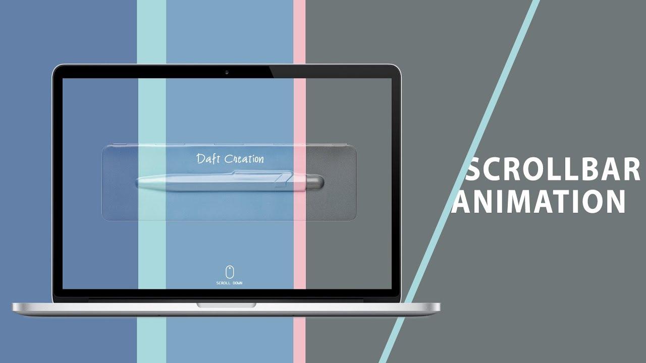 Scrollbar animation css jquery tutorial youtube scrollbar animation css jquery tutorial ccuart Choice Image