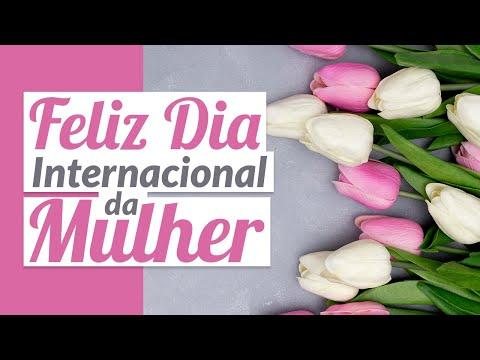 Dia Internacional da Mulher Mensagem para Amiga, Irmão Mãe e Mulher.