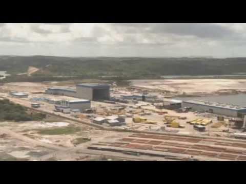 Brasil Metal: A Indústria Naval brasileira I