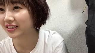 프로듀스48에 출연했던 야마다 노에(山田 野絵)의 2018년 11월 5일자 쇼...