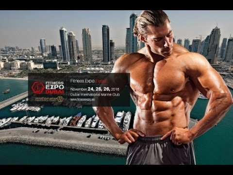 Fitness Expo Dubai 2016