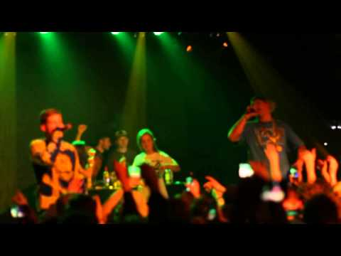 Kola Mit Ice LIVE @Hamburg - MC Smook & Money Boy