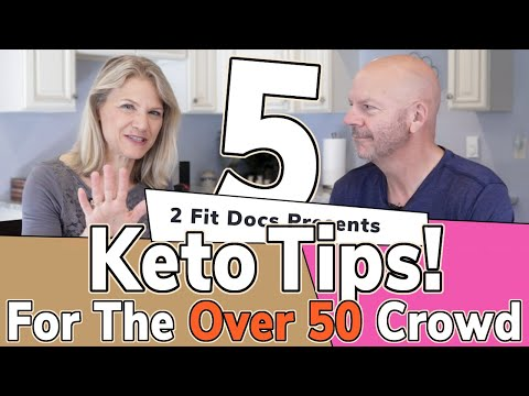 5-keto/low-carb-tips-for-the-over-50-crowd-from-2-fit-docs