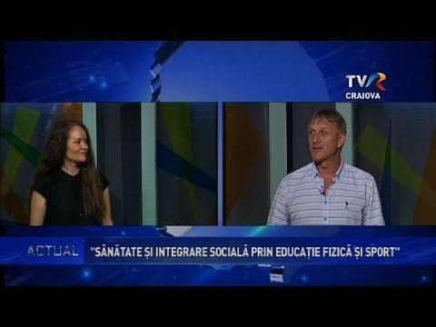 ACTUAL - SANATATE SI INTEGRARE SOCIALA PRIN EDUCATIE FIZICA SI SPORT