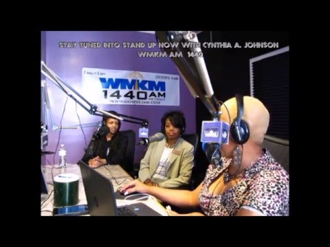 'Stand Up Now' Cynthia A Johnson; Guest Tracy E. Green Candidate for 3rd Circuit Court Judge
