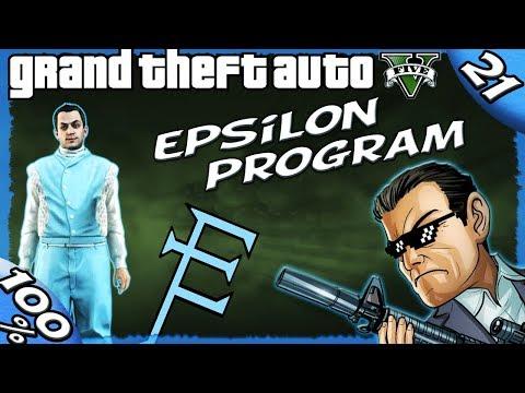 GTA V - ALL EPSILON PROGRAM MISSIONS [100% GOLD Walkthrough]