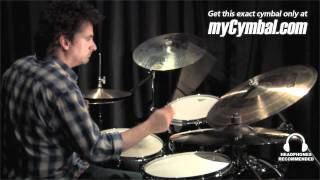 "Sabian 21"" AAX Raw Bell Dry Ride Cymbal - Played by Todd Sucherman (22172X-1110710K)"