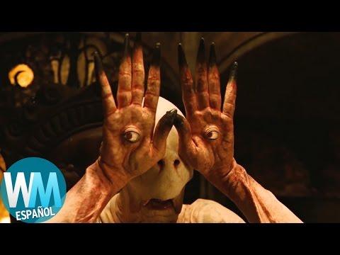 ¡Top 10 de Monstruos de Película Más Aterradores!