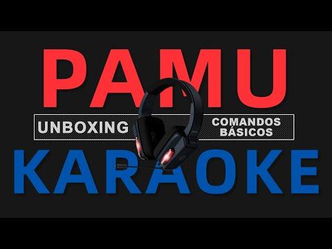 PadMate PaMu Karaoke - Unboxing e Comandos Básicos