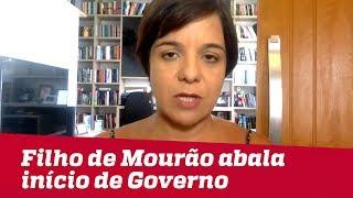 Casos de ex-assessor e de filho de Mourão abalam imagem do início de Governo | #VeraMagalhães