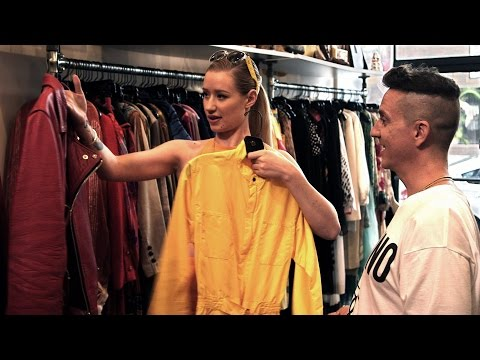 House Of Style (Season 2) | Ep. 1 | Vintage Shopping With Jeremy Scott