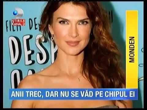 Monica Barladeanu ne-a dezvaluit secretele frumusetii ei ...   Monica Barladeanu