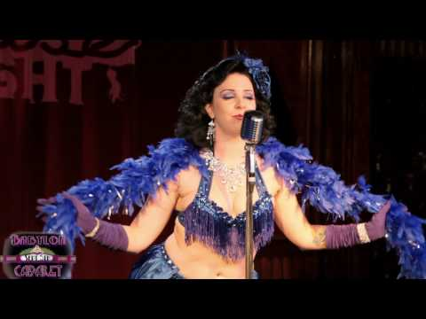 Highlights from Babylon Cabaret - A Night In Old Hollywood