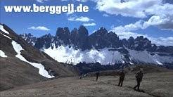 Bergtour auf den Tullen (2652m) in den Südtiroler Dolomiten