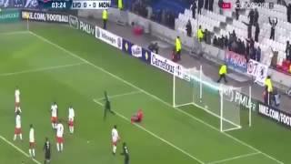 Resumé  Lyon - Montpellier 5-0