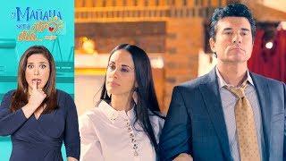 Almudena y Camilo se llevan una gran sorpresa | Y mañana será otro día - Televisa