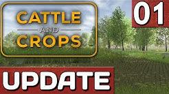 Cattle And Crops UPDATE #01 [deutsch] The Hype Is Real! Vorschau deutsch EXKLUSIV in 4k U-HD