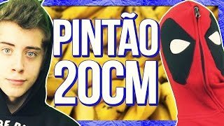 MEU PENES PESA 20 SENTIMETROS - Pobrema Ceo #07 ft. Cellbit