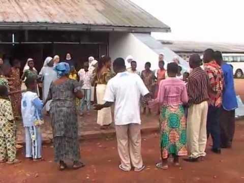 CIB West Africa 2011 Part 1