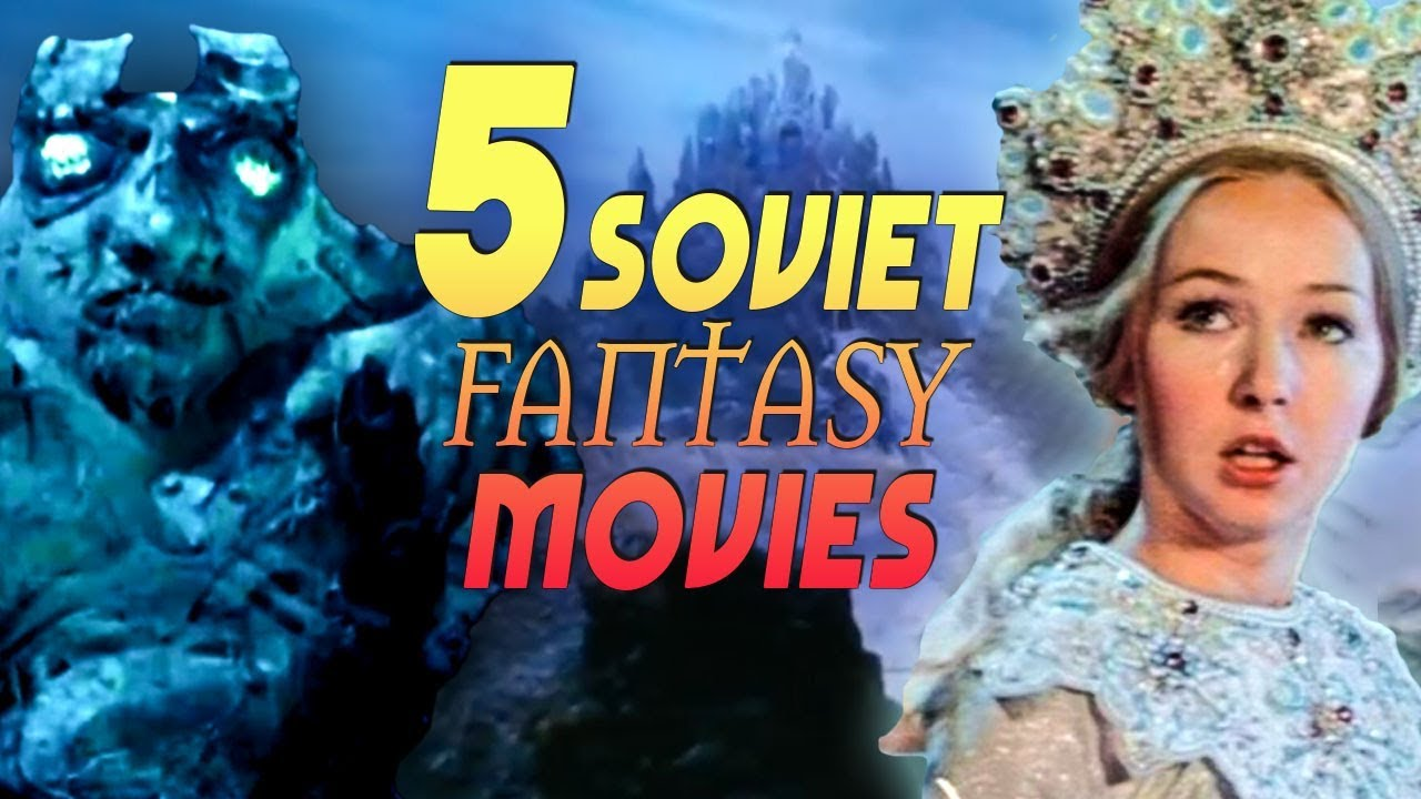 Download 5 Soviet Fantasy Films You Need To See!