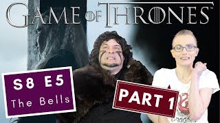 Download Game Of Thrones | S8 E5 'The Bells' - Part 1 | Reaction | Review Mp3 and Videos