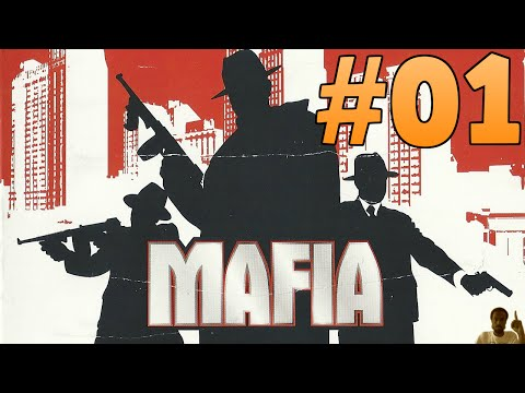 ▶️ MAFIA™️ | Part 1 | PS2 Gameplay | An Offer You Can't Refuse