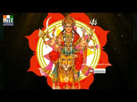 Durga Matha Pooja Vidhanam - DURGA DEVI - BHAKTHI TV | NAVARATHRI SONGS