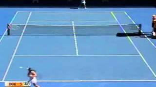 Jelena Dokic vs Tamira Paszek 2009 AO Highlights