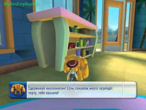 Toy Story 3 - История Игрушек 3 - Прохождение 15 - Свалка Машин