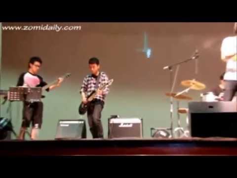 Solomon Tuang - Et Teh Huai Hi (LIVE)