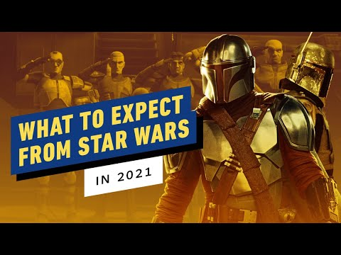 Star Wars 2021: Upcoming TV Shows, Games, Comics and More