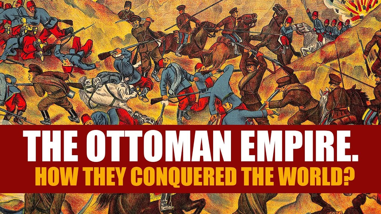 the rise of ottoman empire Free essay: the rise and fall of the ottoman empire the rise of the ottoman empire started in turkey and spread through most of the middle east their.