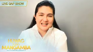 Dimples Romana Talks About Her Dramatic Appearance In Huwag Kang Mangamba HKM The Live Gap Show