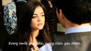 Pretty little liars ~ Every Breath You Take