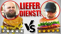 1 Stern VS 5 Stern Restaurant BLIND erraten ! ( Pizza, Burger, Pommes )