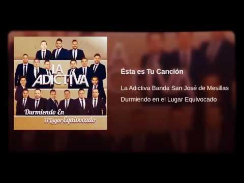 NO ME BUSQUES - LA ADICTIVA BANDA SAN JOSE DE MESILLAS ESTRENOS 2018 LO MAS NUEVO DE LA BANDA