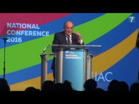 Giuliani hopes next president will nullify Iran deal