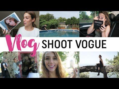 SHOOT BRITISH VOGUE + LIFE UPDATE !