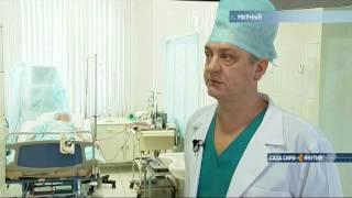 Мирнинская больница приобрела мобильный аппарат для системной очистки крови - плазмафереза(, 2015-11-09T05:04:06.000Z)